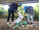 Hơn 1.000 bạn trẻ Hà Nội chung tay dọn dẹp các bãi rác tự phát