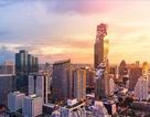 Nếu không sợ độ cao, đến Bangkok hãy thử tới sàn kính ở Mahanakhon Skywalk
