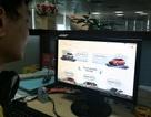 Ngồi một chỗ mua được ô tô… nhờ cú click chuột