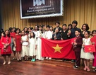 Đoàn Việt Nam giành nhiều giải thưởng tại cuộc thi piano quốc tế Putra