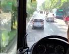 Hà Nội: Lộ diện tài xế ô tô không nhường đường cho xe chữa cháy
