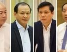 Kỷ luật 3 Thứ trưởng Bộ GTVT, xóa tư cách nguyên Thứ trưởng với ông Nguyễn Hồng Trường