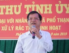 Bí thư Tỉnh ủy Quảng Ngãi xin lỗi nhân dân vì sai phạm tại nhà máy rác