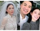 Vừa công khai yêu em chồng Hà Tăng, Linh Rin đã bất ngờ mặc áo dài cưới
