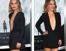 """Natalie Portman diện váy xẻ sâu """"bất tận"""""""
