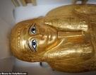 Quách vàng trị giá 4 triệu USD được trả lại cho Ai Cập sau khi bị đánh cắp