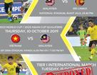 Đội tuyển Malaysia hủy lịch thi đấu vì vấn đề an ninh
