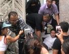 """Vụ Phó chánh án bị tố """"bắt cóc trẻ em"""": Trục xuất nhóm người chiếm giữ nhà trái phép"""