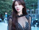 Rộ tin siêu mẫu Lâm Chí Linh đang mang song thai ở tuổi 43