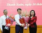 Ông Nguyễn Xuân Lưu làm Bí thư quận Thanh Xuân