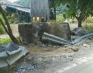Nổ mìn trên đèo Tằng Quái, đá nặng hàng chục tấn rơi xuống quốc lộ 279