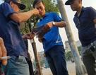 """Một cặp vé Vip """"chợ đen' trận Việt Nam gặp Malaysia giá ngang một chỉ vàng"""