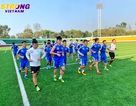 CLB Hà Nội tập buổi đầu tiên tại Triều Tiên, sẵn sàng cho trận chung kết lượt về