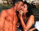 Bạn gái C.Ronaldo giải thích lý do mãi chưa định ngày cưới hỏi