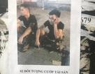 Dán tờ rơi, phát lệnh truy tìm toàn quốc 2 đối tượng nghi sát hại tài xế xe ôm công nghệ
