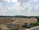 """Công an vào cuộc vụ bãi cát """"khủng"""" trên đất dự án tại Quảng Ngãi"""