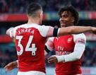 """Arsenal 4-1 Fulham: """"Pháo thủ"""" bùng nổ ở hiệp hai"""