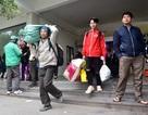 Người dân trở lại Thủ đô sau kỳ nghỉ Tết Dương lịch