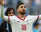 """Iran đón """"họng súng"""" hạng nặng trước trận đấu với tuyển Việt Nam"""