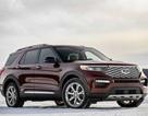 Ford Explorer thế hệ mới chính thức ra mắt