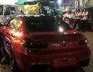 BMW M6 giá gần 7 tỷ đồng tông nhiều ô tô và cây xanh