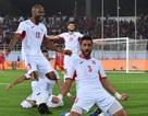 Đánh bại Syria, Jordan là đội đầu tiên vượt qua vòng bảng