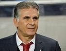 Đội tuyển Iran sẽ không còn HLV Queiroz ở cuộc đấu với Việt Nam?