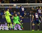 Vắng Messi, Barcelona thua sốc trước Levante