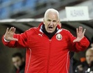 Thêm một huấn luyện viên ở Asian Cup bị sa thải