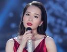"""Hoa hậu giải Sao Mai 2017"" tình tứ với nhạc ballad"