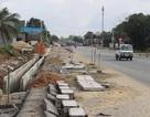 Quốc lộ 1A vẫn ngổn ngang sau 5 lần gia hạn tiến độ