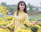 Tân hoa khôi Imiss Thăng Long khoe sắc trong bộ ảnh đón Xuân sớm