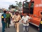 TPHCM: Chốt chặn cửa ngõ thành phố, gom hàng loạt tài xế container sử dụng ma túy
