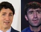 Ca sĩ đám cưới bất ngờ nổi tiếng vì quá giống Thủ tướng Canada Trudeau