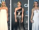 Lady Gaga, Charlize Theron và Emily Blunt lộng lẫy trên thảm đỏ Critics' Choice Awards