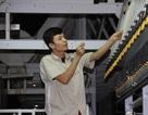 Nhà máy sản xuất Đình Vũ nâng công suất lên 10 dây chuyền sản xuất sợi DTY