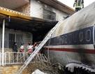 Rơi máy bay Boeing 707 ở Iran, 15 người thiệt mạng