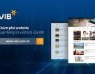 Website ngân hàng số hoàn toàn mới