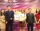 Nữ sinh ĐH Hà Nội giành quán quân cuộc thi hát tiếng Anh