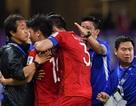 HLV Park Hang Seo yêu cầu các tuyển thủ Việt Nam tập trung cho trận gặp Jordan