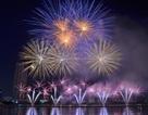 Pháo hoa Đà Nẵng vào Top 5 sự kiện Văn hóa tiêu biểu nhất năm 2018