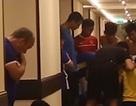 Toàn đội Việt Nam nhảy múa, vỡ òa niềm vui khi giành vé vào vòng 1/8