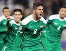 Nhận diện sức mạnh của cựu vô địch châu Á Iraq
