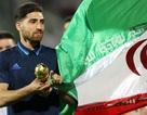 Chân sút số 1 Iran có nguy cơ lỡ trận đấu với đội tuyển Việt Nam