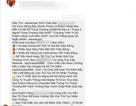 """Lừa đảo """"trúng thưởng Honda SH"""" trên Facebook bùng phát dịp cận Tết"""