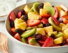 Thời điểm tệ nhất để ăn trái cây