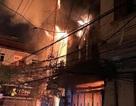 Hà Nội: Cháy nhà lúc rạng sáng, 6 người nhập viện cấp cứu