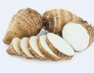 Những lợi ích sức khỏe bất ngờ của củ khoai sọ