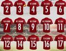 Công bố số áo đội tuyển Việt Nam: Công Phượng khoác áo số 10