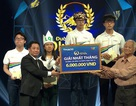 """Nam sinh Lâm Đồng """"lội ngược dòng"""" giành chức vô địch Tháng Olympia"""